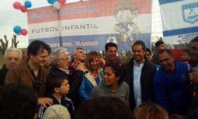 """El peronismo platense se divide entre Scioli, Cristina y los intendentes """"ganadores"""""""