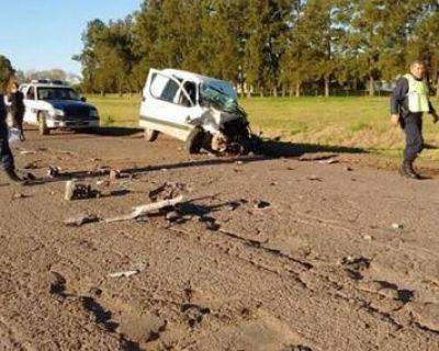 Burgu�s dijo que la informaci�n oficial es que no habr� arreglo de la Ruta 191 durante este a�o