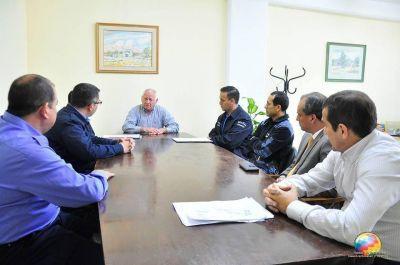 Se construirán 4 nuevas comisarías en Valle Viejo