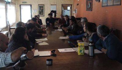 Se llevó a cabo taller sobre manejo sustentable de tierras secas