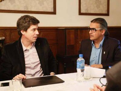 Naci�n confirm� la licitaci�n de obras complementarias para el saneamiento del Nahuel Huapi