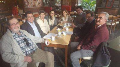 Cambiemos se reunió con autoridades de Región Sanitaria I
