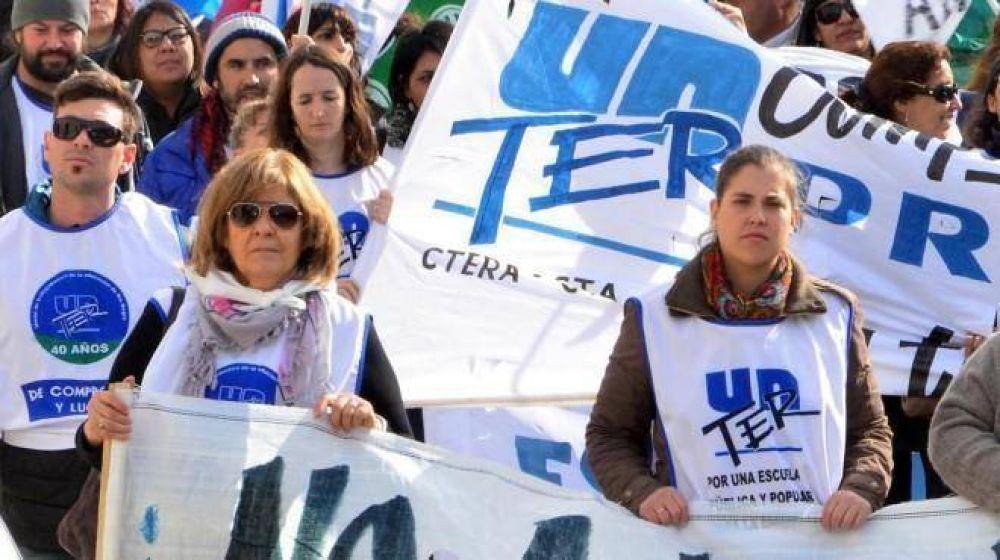 Ratifican que no reabrirán las paritarias docentes