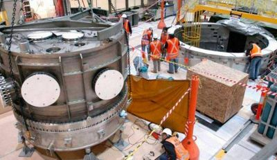 Se cumplieron 10 a�os del reactor que INVAP construy� para Australia