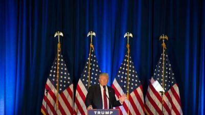 Denuncian que el jefe de campa�a de Trump recibi� dinero ilegal