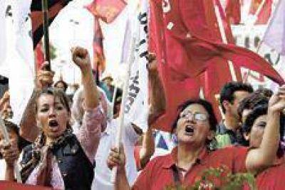 Aniversario con protestas en Paraguay