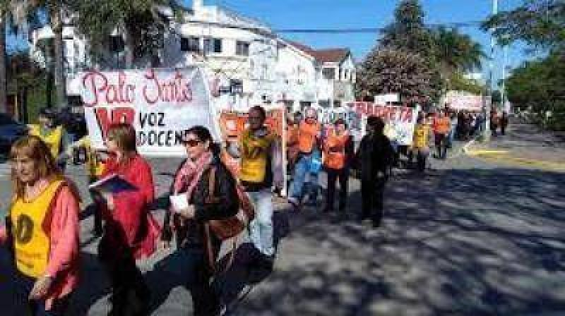 Voz Docente presenta reclamos de derogaci�n de la reforma jubilatoria