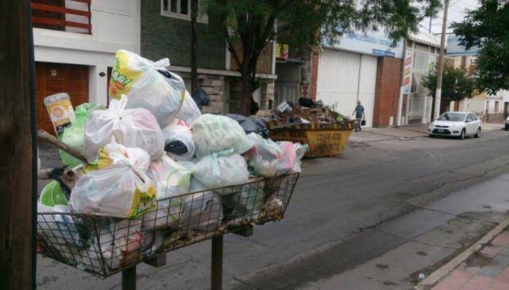 Lusa: retoman la normal recolección de residuos, luego de tres días de protestas