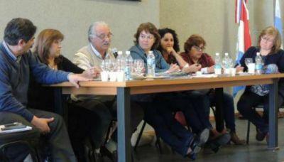 Paritarias: fin de la reunión entre docentes y el Gobierno