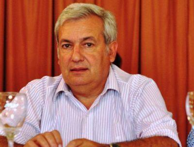 Obras h�dricas: Torroba propone un cerrojo al financiamiento sin autorizaci�n
