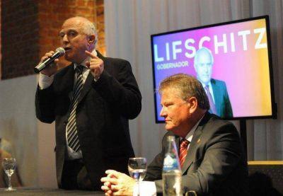 Miguel Lifschitz se despeg� de las fuertes declaraciones del vicegobernador