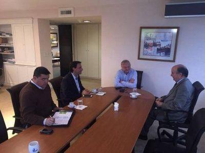 Avanzan las negociaciones para concretar el traspaso a AySA