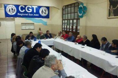 CGT: con Cabello acá también se ordenarán