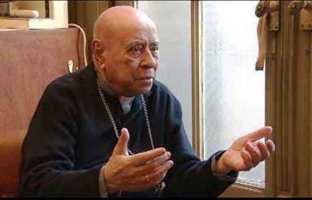 Mons. Hesayne: el mensaje social político del Evangelio debe salir a la calle