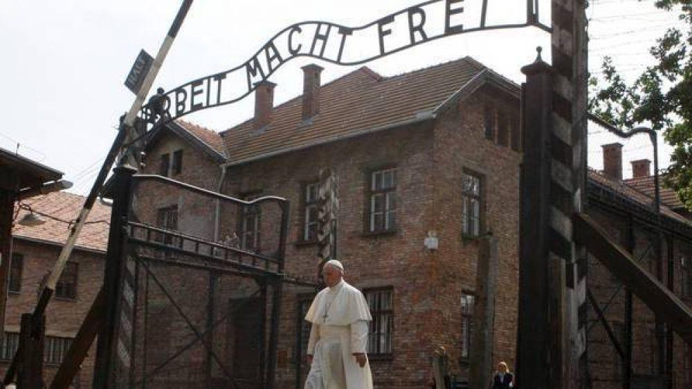 AJC. ¿Qué significa para los judíos la visita del papa Francisco a Auschwitz?
