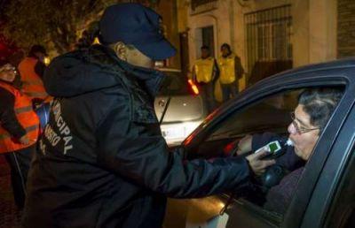 Anticipan que todos los días se harán controles de alcoholemia en Salta