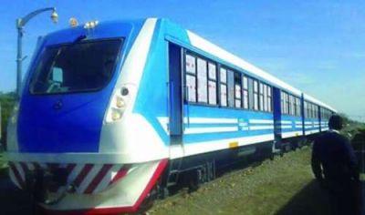 As� es el nuevo tren el�ctrico que conectar� a Salta con G�emes