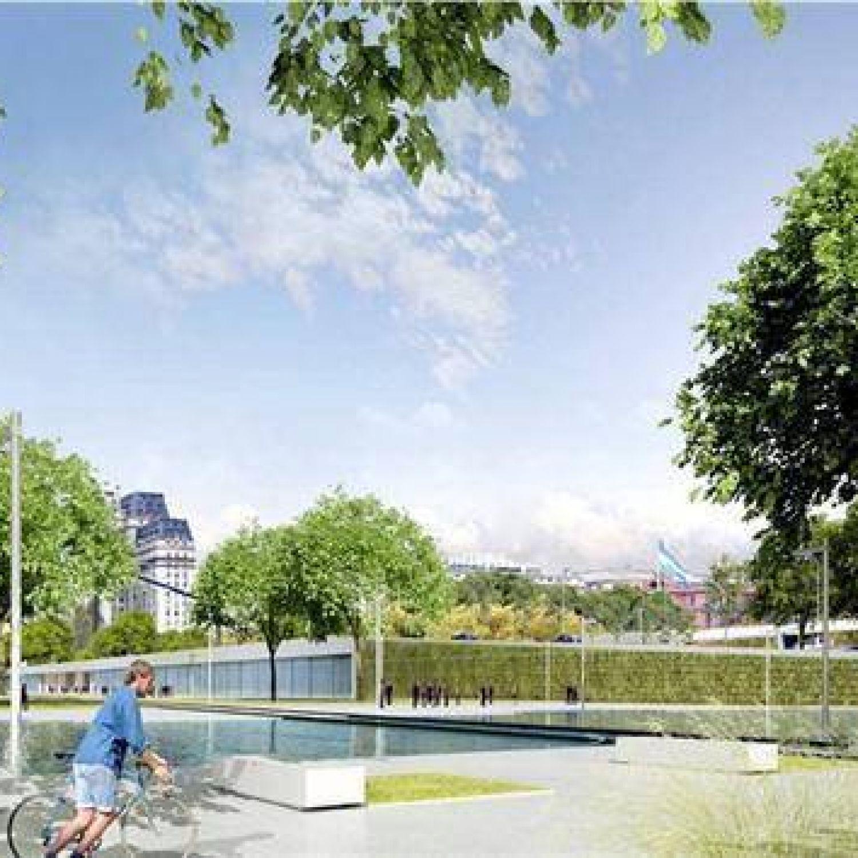 Paseo del bajo sumar n 6 ha de espacios verdes a puerto madero - Autoescuela 2000 barrio del puerto ...