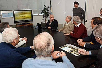 Personal del Inidep despej� dudas sobre el impacto ecol�gico del Cenidmar