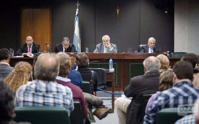 Causa CNU: renunció un juez del tribunal y temen por la continuidad del juicio