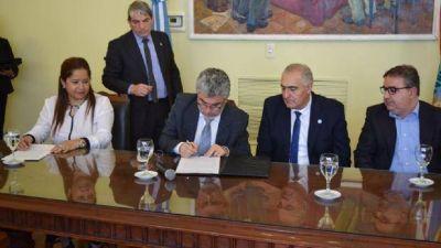 Convenios para la implementación del Plan FinEs