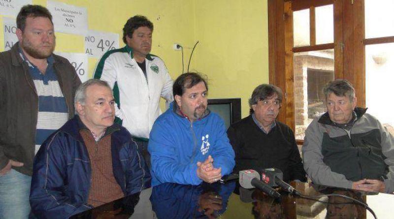 Empleados municipales suspendieron el paro