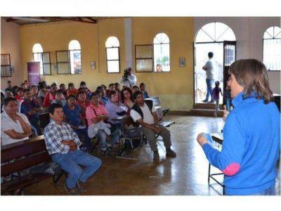 Finalizó positivamente la etapa de consulta pública en barrios para la implementación del PROMEBA