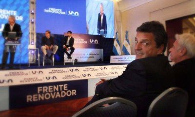 El t�ndem Massa-Vidal pondr�a fin esta semana a las relecciones indefinidas