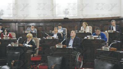 Concejo Deliberante: ofensiva para rescindir el contrato a EdelapFoto diario