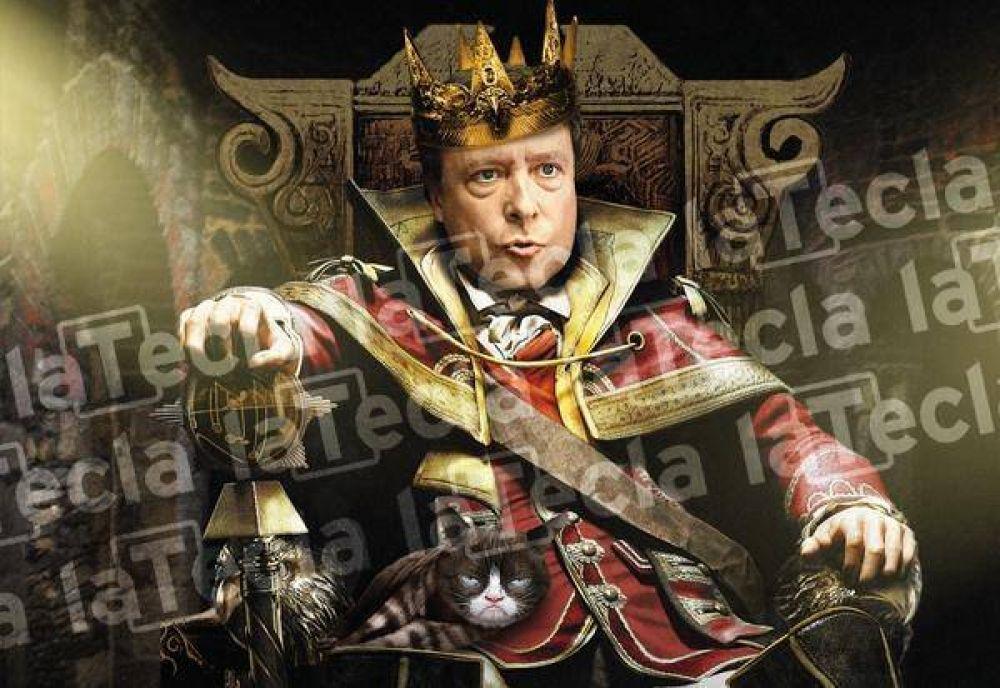 Alberto III: ¿Va por la reforma constitucional?