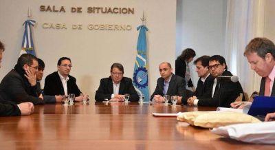 El Gobierno efectuar� una reuni�n con intendentes de la Cordillera