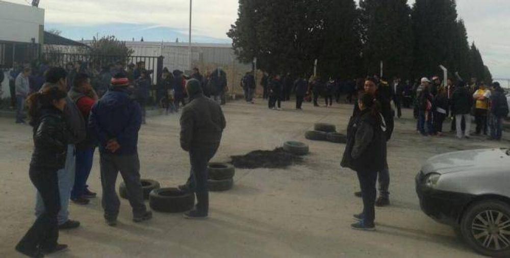 """STIA continuará con la protesta en Conarpesa """"por tiempo indeterminado"""""""