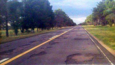Se repavimentará la ruta 35 hasta Winifreda