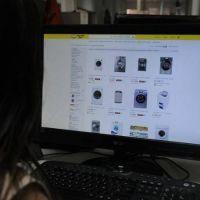 Nada aplaca la fiebre de los puntanos por las compras online