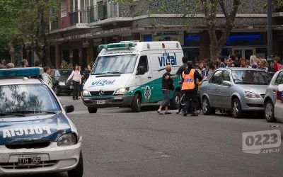 A fines de agosto llegan dos nuevas ambulancias a Mar del Plata