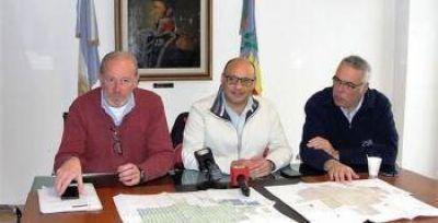 Plan director de aguas y cloacas | El Municipio inició gestiones para ser quien administre los fondos