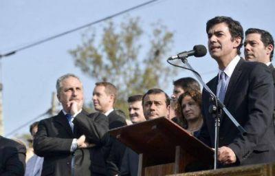 Juan Manuel Urtubey homenajeó a San Martín y pidió seguir su ejemplo