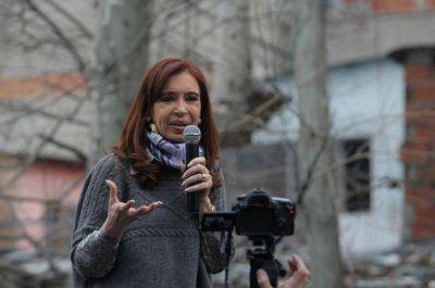 Cristina Kirchner volverá a mostrarse en un acto este jueves