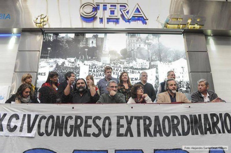 Ctera convocó a un paro nacional docente para el próximo 24 de agosto