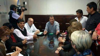GREMIOS PIDEN LA INTERCESIÓN DE PIERAZZOLI PARA REABRIR EL DIÁLOGO CON EL GOBIERNO