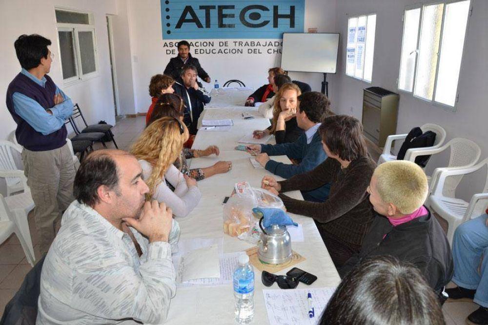 Por ahora, ATECh va al paro nacional el 2 de septiembre