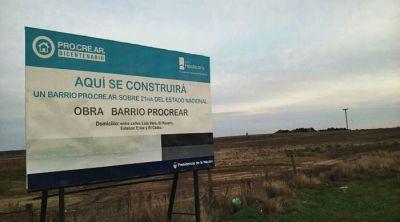 ProCreAr: confirman que las obras empiezan en dos semanas