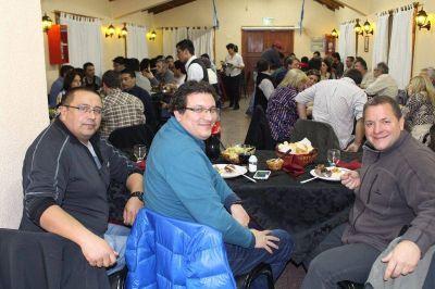 Mesa Sindical recibió el apoyo del titular de Trabajo