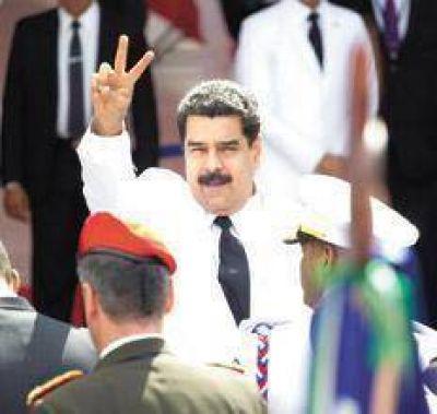 Maduro agradeció apoyo uruguayo en el Mercosur