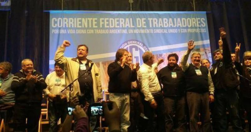 La Corriente Federal insiste con ampliar el triunvirato para contener a todos
