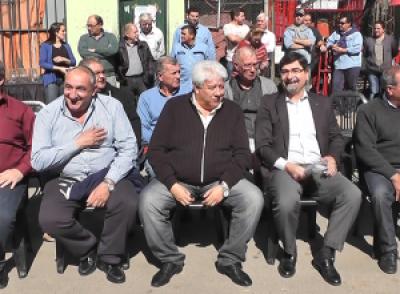 El Sindicato de Luz y Fuerza de Córdoba homenajeó en su aniversario a San Martín