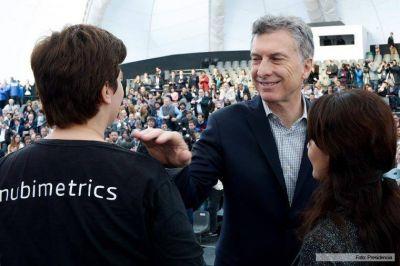 Macri present� proyectos de ley para estimular a los emprendedores