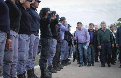 Peppo convoca a intendentes por políticas locales de seguridad