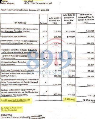 Isa pagó $62 millones, pero la UTN sólo invirtió $17 millones