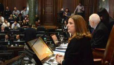 La Legislatura terminó aprobando la ampliación presupuestaria